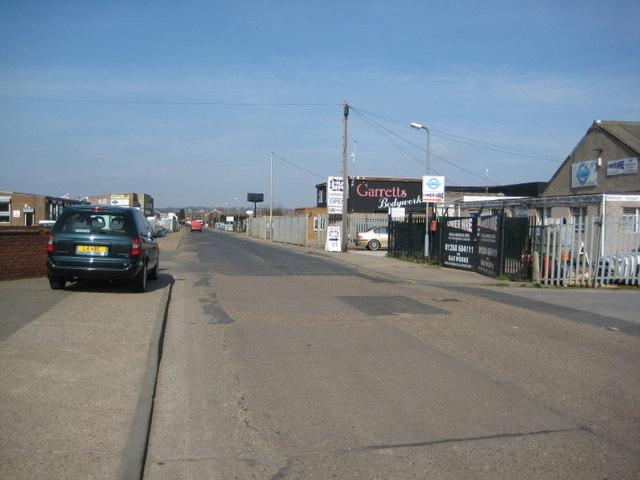 Charfleets Industrial Estate