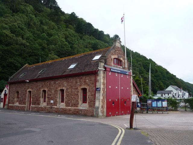 Minehead : Minehead Lifeboat Station