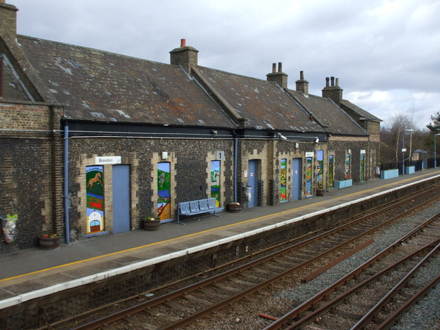Brandon station II