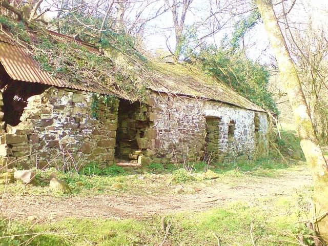 New Mill ruin