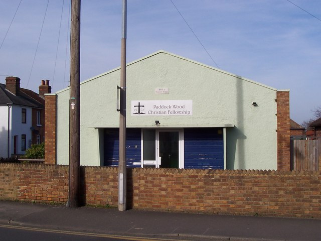 Paddock Wood Christian Fellowship Centre