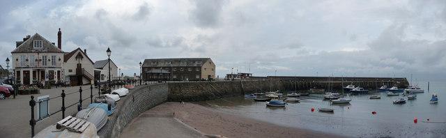 Minehead : Minehead Harbour