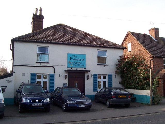 The Foresters Arms, Paddock Wood