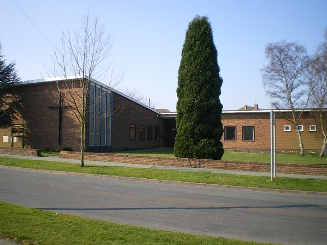 Lanesfield Methodist Church