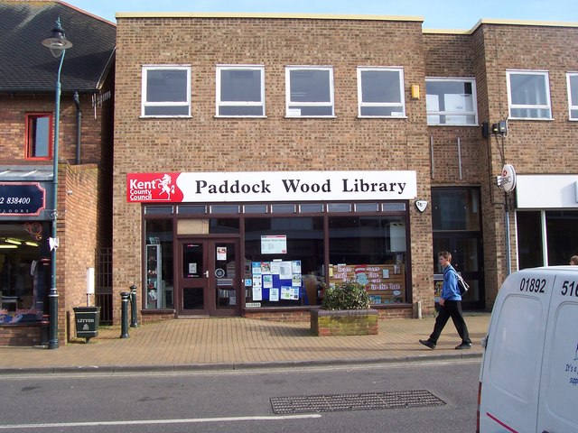 Paddock Wood Library