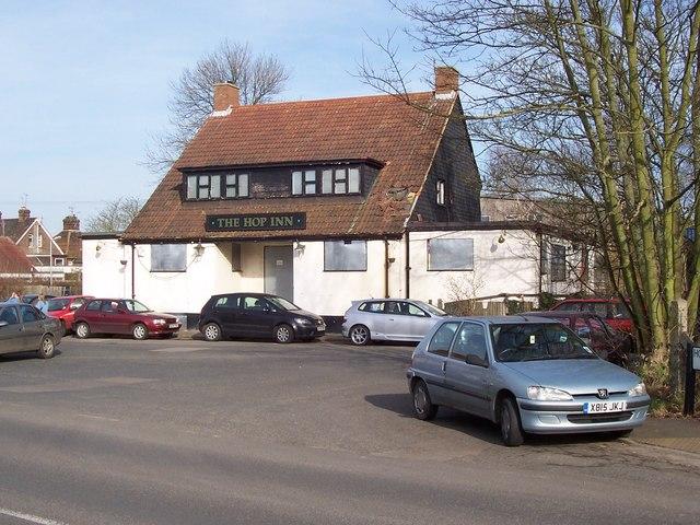 The Hop Inn Public House, Paddock Wood