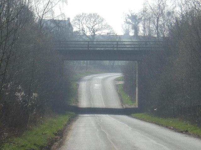 A50 crossing Fole Lane