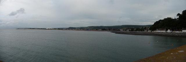 Minehead : Coastal Town
