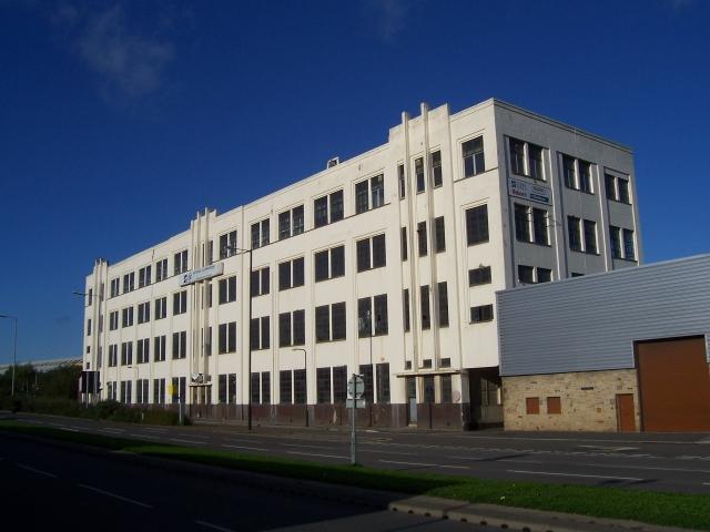 Osborn Tools Building