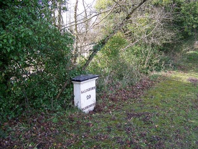 Milepost, Warminster