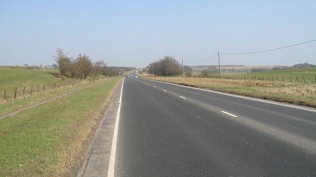Glasgow and Edinburgh Road