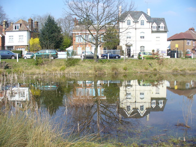Weston Green Pond