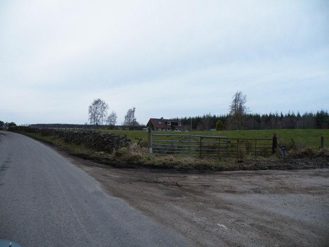 House near Drumcharrel Junction