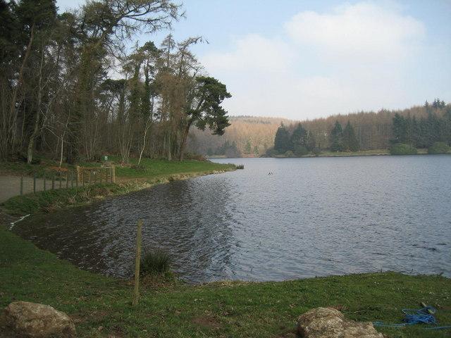 Kennick Reservoir