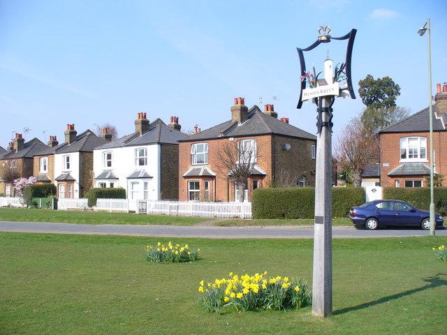 Weston Green Road