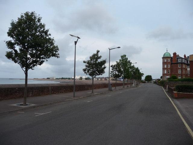 Minehead : The Esplanade