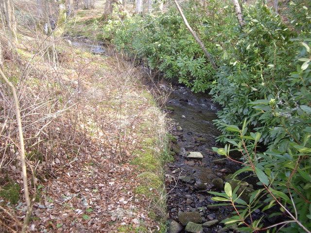 Upstream Oldmanse Burn