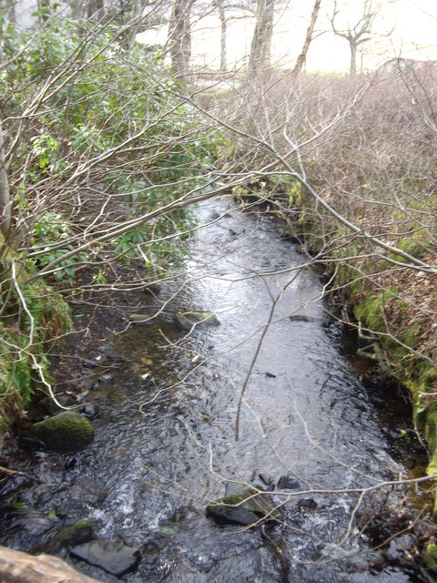 Downstream Oldmanse Burn