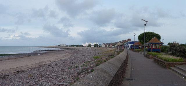 Minehead : Beach & Coastal Path
