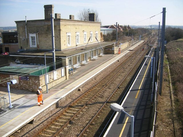 Great Chesterford station