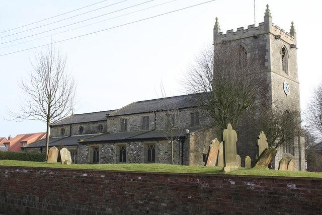 Parish Church of Flamborough