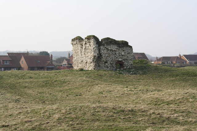 Flamborough Castle