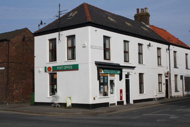 Flamborough Post Office