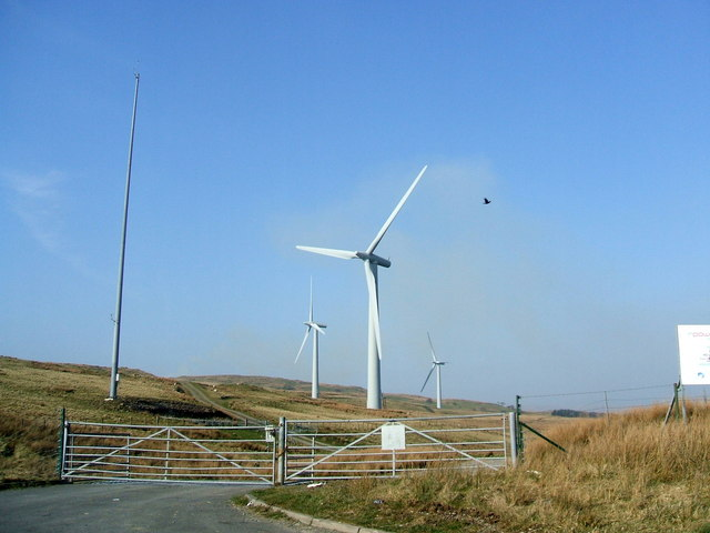 Lambrigg Windfarm