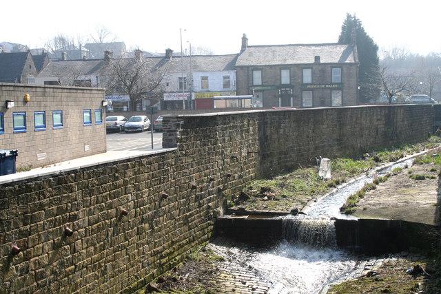 The Goit, Nelson, Lancashire