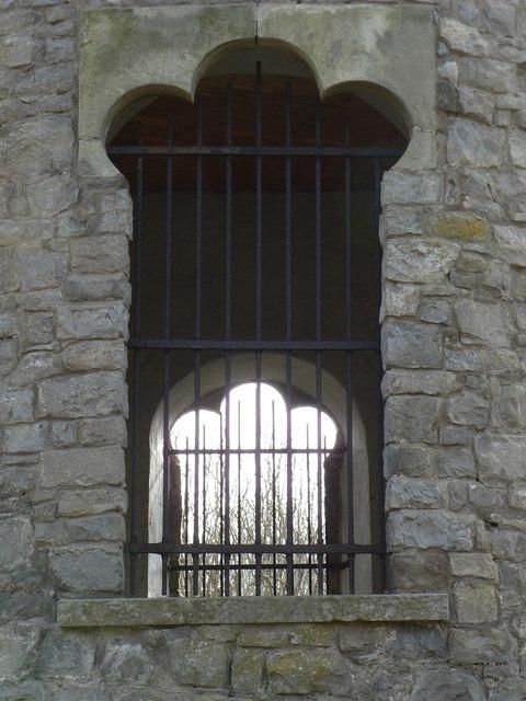 Window to window, Dunraven.
