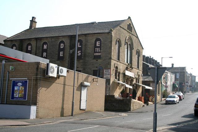 Former church, Barkerhouse Road, Nelson