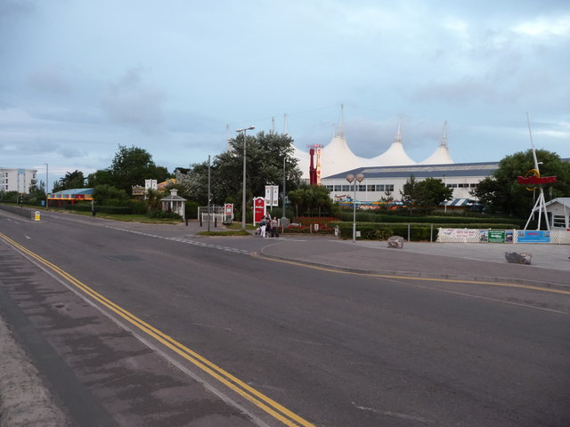 Minehead : Butlins Entrance