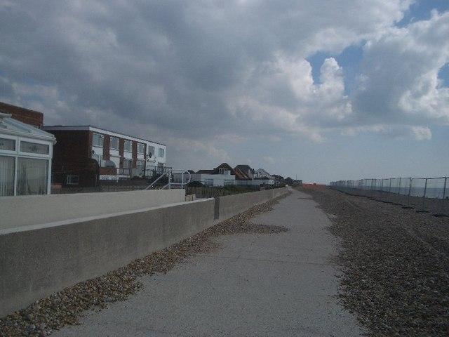 Promenade Walk By Southwood Road