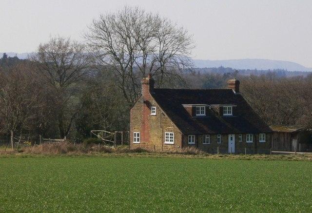 Sickleham Cottage near Tillington in West Sussex