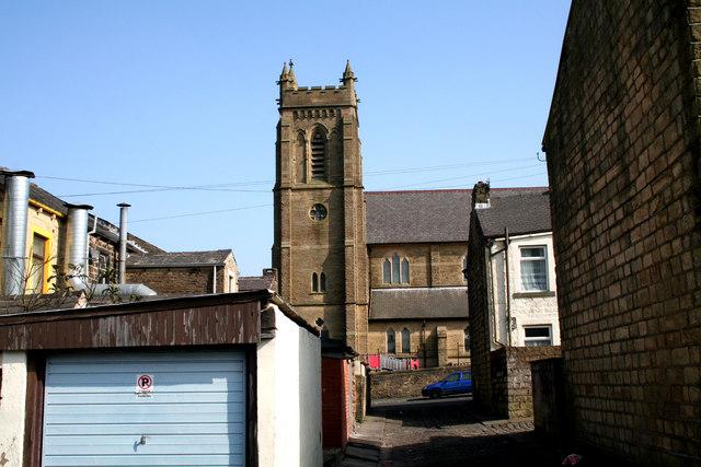 St. Philip's Church, Nelson