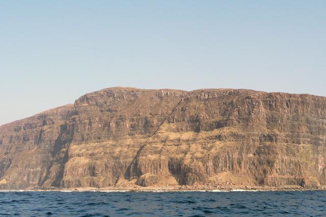 Cliffs south of Flossnan