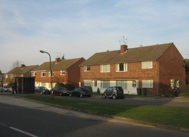 'Semis' in Cranbourne Lane