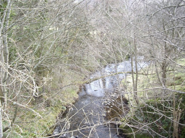 Downstream Markie Water