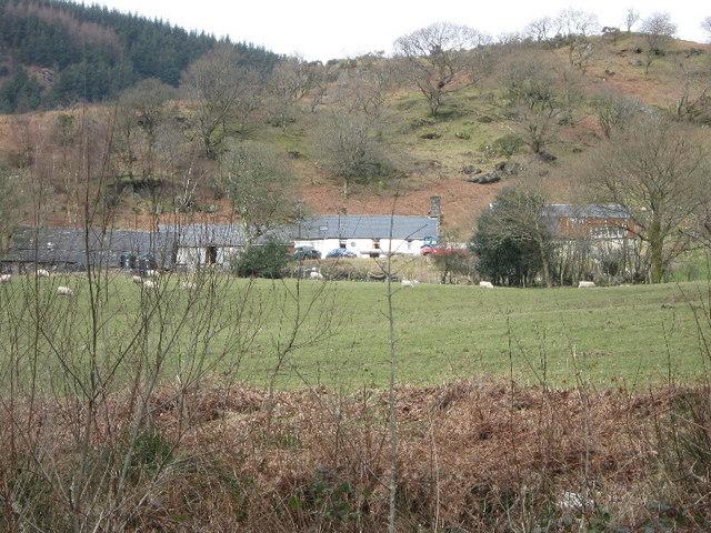 Cymerau farm