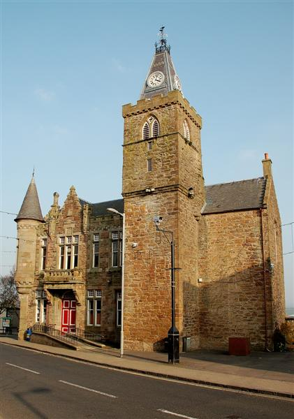 Maybole Town Hall