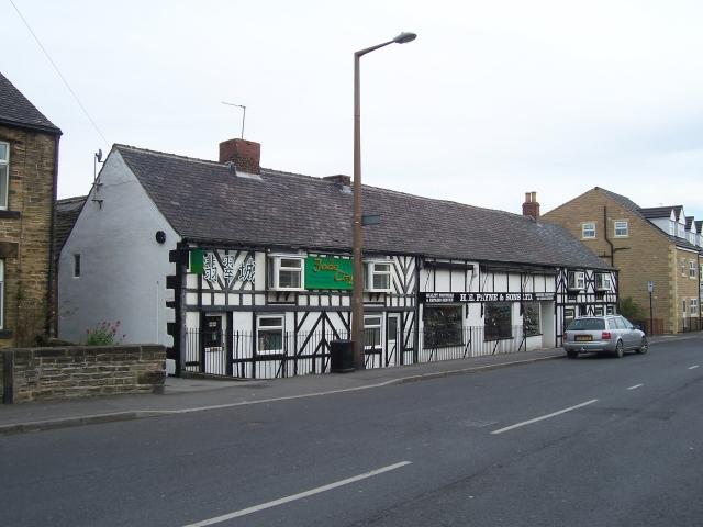 Dodworth High Street