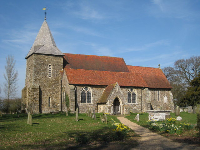 Church of St Peter and St Paul, Church Lane, Peasmarsh