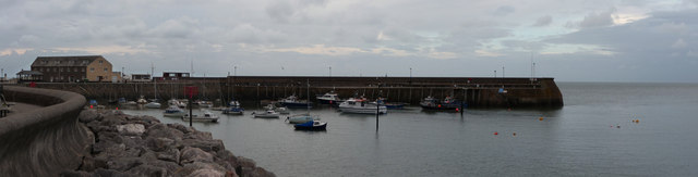 Minehead : Minehead Quay & Harbour