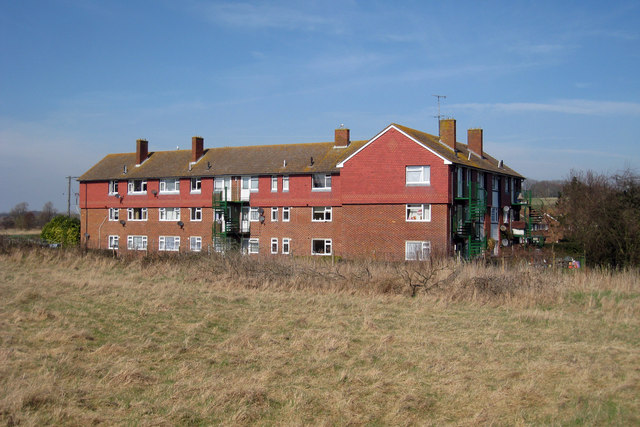 Flats on The Link, Rye