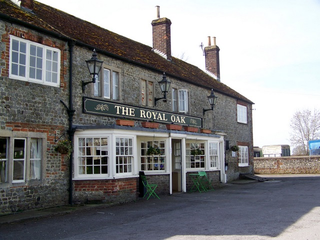 The Royal Oak, Corsley Heath