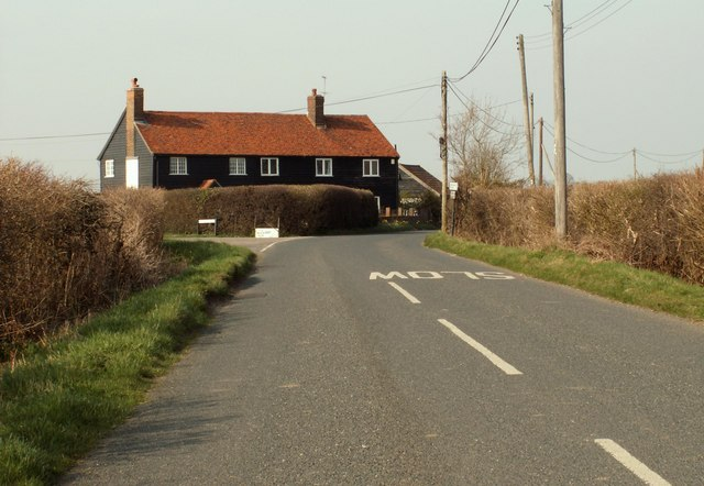 Cottages on Beanfield Road
