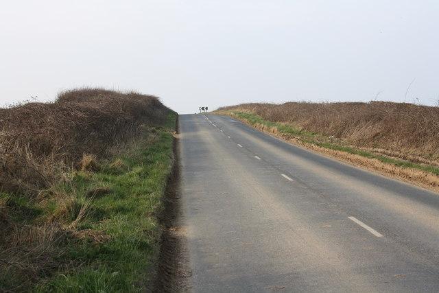 Road to Bempton