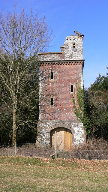 Tower near Pitshill
