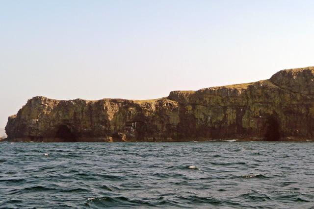 North end of Tarner Island