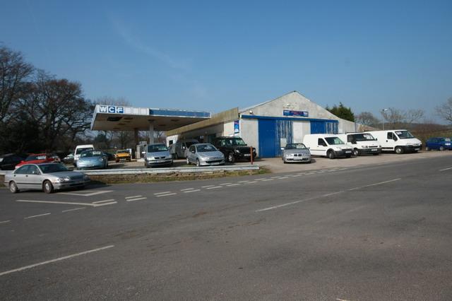 WCF Garage